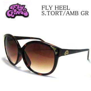 FLY GIRLS(フライガールズ) サングラス FLY HEEL S.TORT AMB