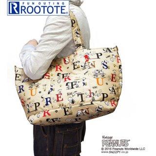 ルートート(ROOTOTE) マミールー PEANUTS(ピーナッツ)-1A(アルファベット)