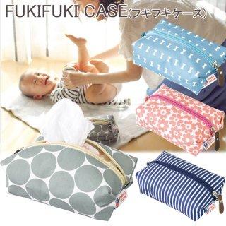 SPICE(スパイス) FUKIFUKI CASE(フキフキケース) 【おしりふきケース リボン フ