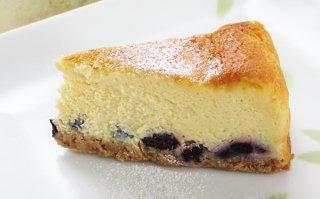 ブルーベリーチーズケーキ 小サイズ 直径13cm