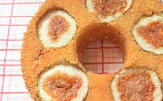 【9月限定】いちじくのシフォンケーキ 小サイズ 直径14cm