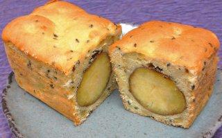 【冬季限定】うなぎいもの焼芋パウンドケーキ 小サイズ