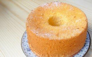【1月限定】金柑のシフォンケーキ 小サイズ 直径14cm