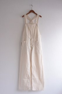 <img class='new_mark_img1' src='//img.shop-pro.jp/img/new/icons8.gif' style='border:none;display:inline;margin:0px;padding:0px;width:auto;' />YAECA WRITE  98603  オーバーオール  (NATURAL)  for WOMEN