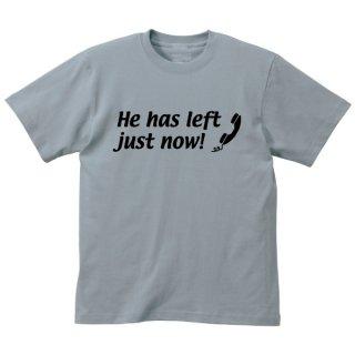 蕎麦屋の出前 Tシャツ 改