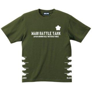 メインバトルタンクTシャツ