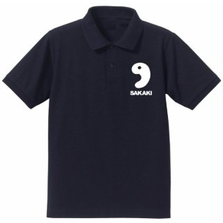 勾玉ポロシャツ