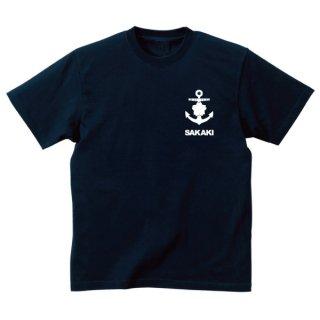 スマートネイビー Tシャツ