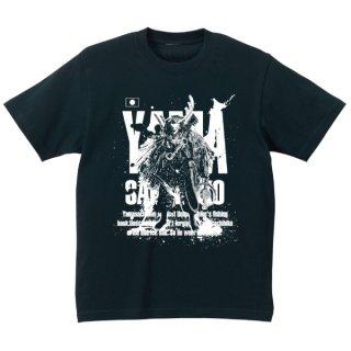 海幸彦と山幸彦 (山幸フロント) Tシャツ