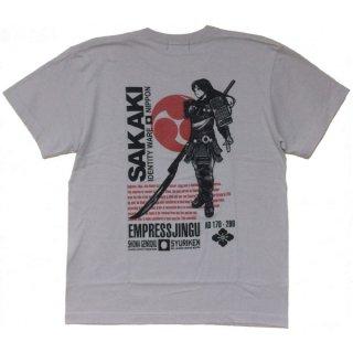 神功皇后 Tシャツ