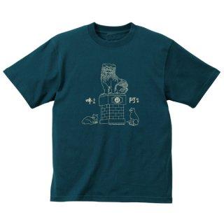 狛猫Tシャツ(旧version)
