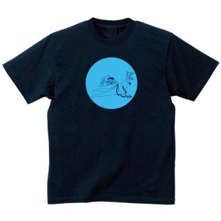 二股大根Tシャツ