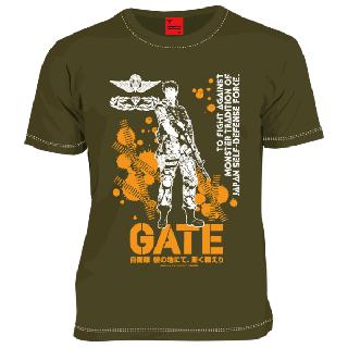 GATE 伊丹耀司Tシャツ