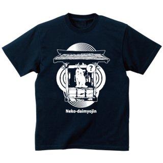 猫神様 Tシャツ