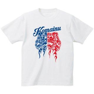 狛犬 Tシャツ