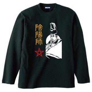 陰陽師 長袖Tシャツ