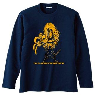 伊耶那美神 長袖Tシャツ