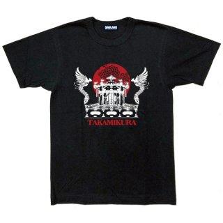 高御座 国産Tシャツ