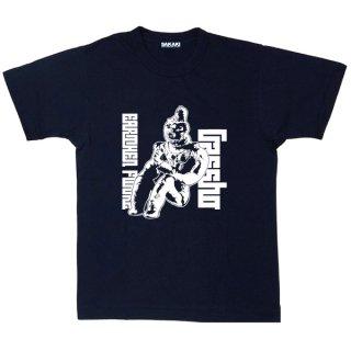 合掌土偶 国産Tシャツ