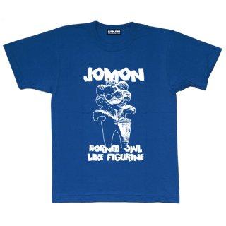 みみずく土偶 国産Tシャツ