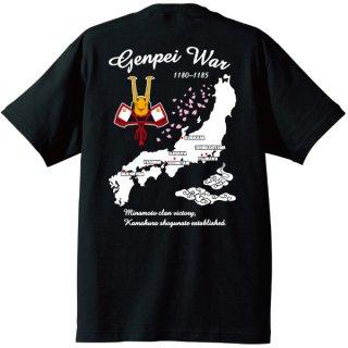 源平合戦 Tシャツ
