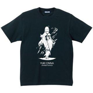 雪女 Tシャツ