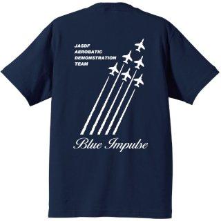 ブルーインパルス (スモークver.) Tシャツ