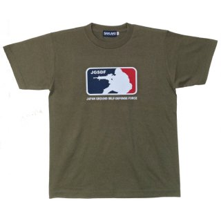 JGSDF Tシャツ(セール)<img class='new_mark_img2' src='https://img.shop-pro.jp/img/new/icons20.gif' style='border:none;display:inline;margin:0px;padding:0px;width:auto;' />