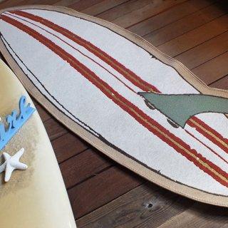サーフボード型ロングマット SURF BOARD LONG MAT