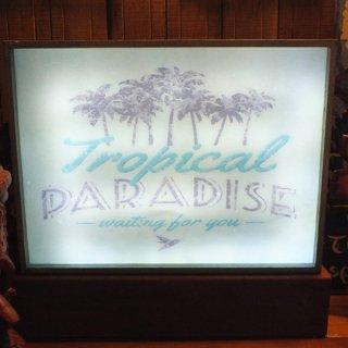 PUKANA (プカナ)LED ライト/ボックス Tropical Paradise