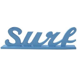 ハワイアン ミニメッセージスタンド サーフロゴ SURF LOGO BL