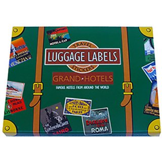 トラベルステッカー Luggage Labels GRAND HOTELS
