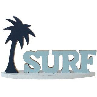 ハワイアン メッセージスタンド パーム&サーフロゴ PALM&SURF