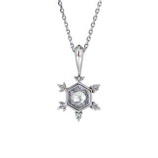 Rikka -リッカ- (六花) ラフダイヤモンドペンダント