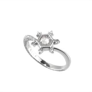 Rikka -リッカ- (六花) ラフダイヤモンドリング