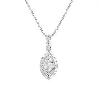 18K WG ラフダイヤモンド マーキスミルグレインPDヘッド