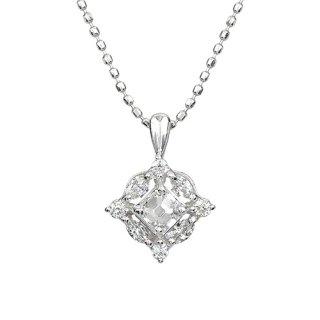 カルデアの伝説 18K WG ダイヤモンドペンダントヘッド