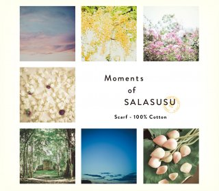 Moments of SALASUSU|スカーフ