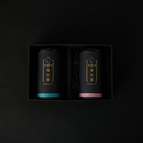 煎茶2種のギフトセット