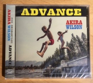<img class='new_mark_img1' src='https://img.shop-pro.jp/img/new/icons10.gif' style='border:none;display:inline;margin:0px;padding:0px;width:auto;' />AKIRA WILSON 1stAlbum       『ADVANCE』