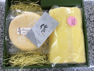 作zaku  ロールケーキ・チーズケーキセット(冷凍)