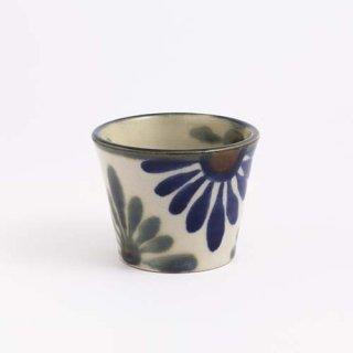やちむん 育陶園 フリーカップ(小菊紋)