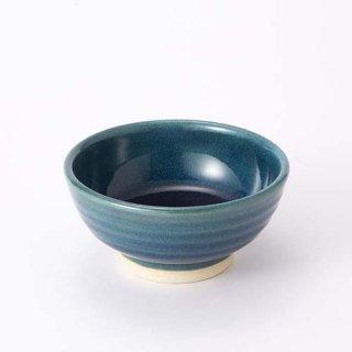 やちむん 風工房 4寸茶碗(星砂のささやき)