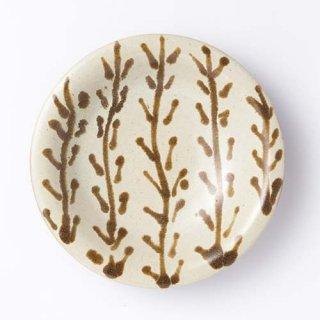 やちむん ノモ陶器製作所 7寸皿(小枝)