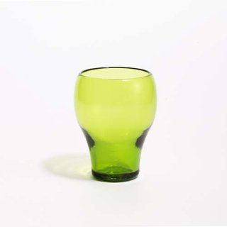 琉球ガラス 匠工房 GENSHOKU PIPE GLASS(S) GREEN