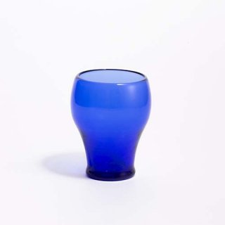 琉球ガラス 匠工房 GENSHOKU PIPE GLASS(S) BLUE