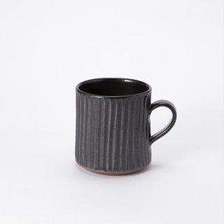 TS Black マグカップ