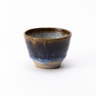三輪田窯 白泥湯呑