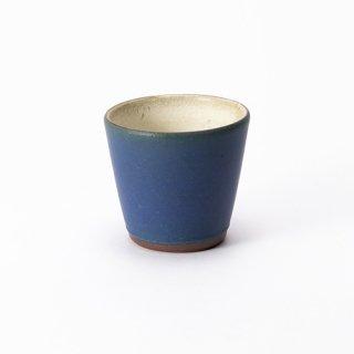 丹波焼 大雅工房 フリーカップ(青)
