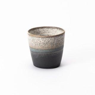 丹波焼 大雅工房 フリーカップ(3色チャコール)